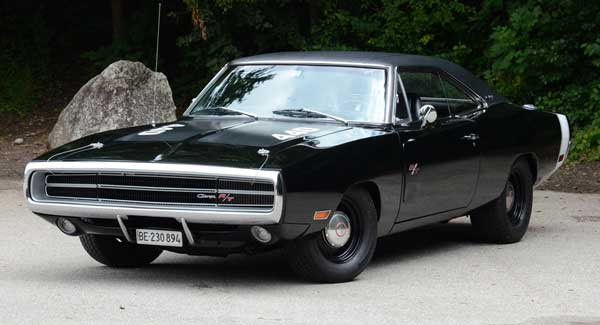 Best Fast and Furious Cars - The Most Famous Muscle Cars