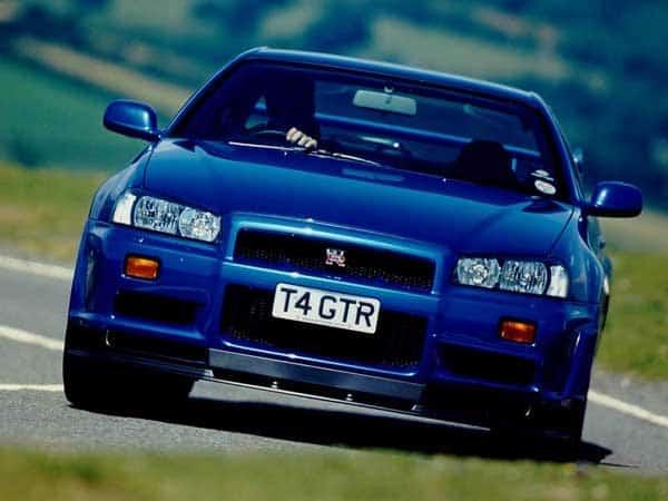 1999 Nissan Skyline GTR