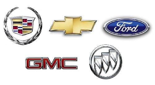 American Car Brands Logo