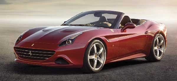 Ferrari Convertible