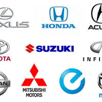 Japanese Car Brands Logo