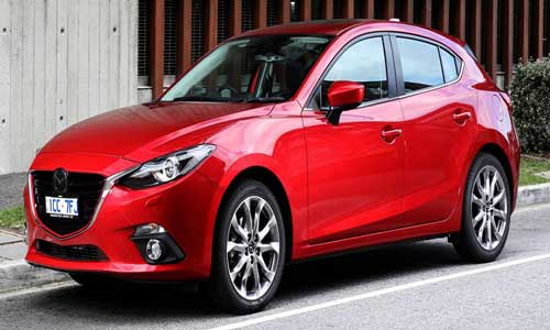 Mazda Hatchback