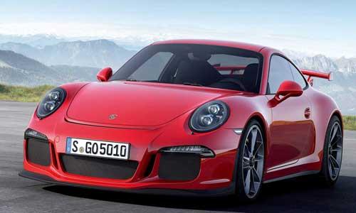 Porsche Sports Car