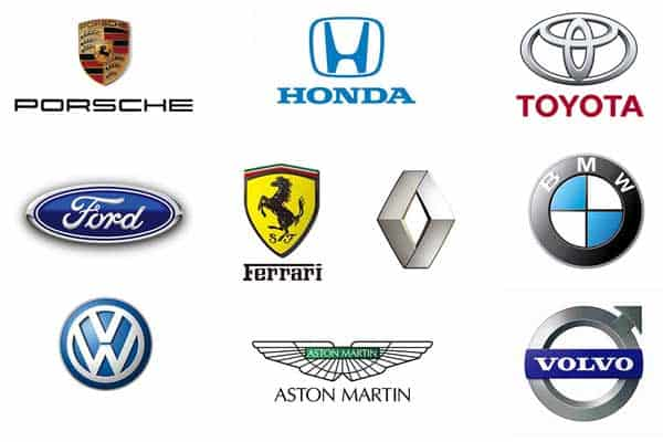 The Top 10 Car Brand