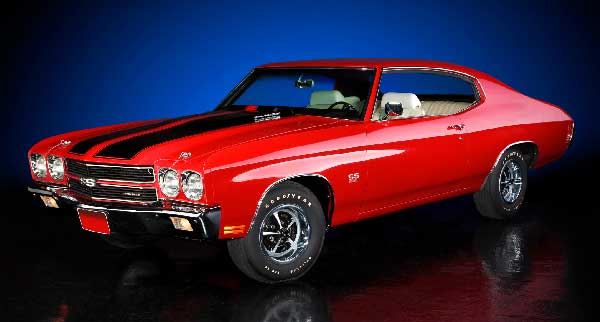 The Top 10 Classic And Modern Muscle Cars
