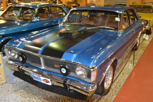 Holden Monaro GTS 350 V8