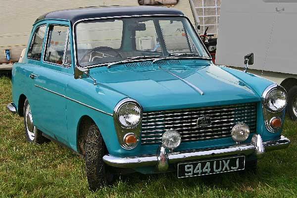 1958 Austin A40 Farina Countryman