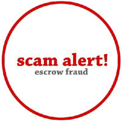 Escrow Scam