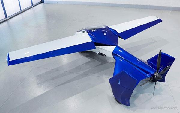 Aeromobil 3.0 Specs
