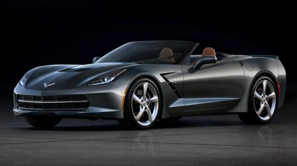 Chevy Corvette Profile