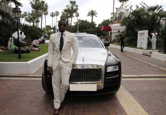 Diddy Rolls Royce