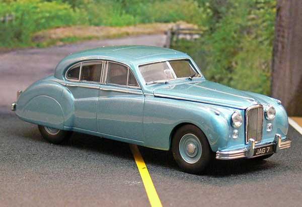 1949-1951 Jaguar Mk V DHC