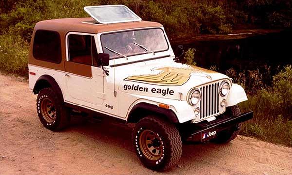 1954-1986 Jeep CJ5