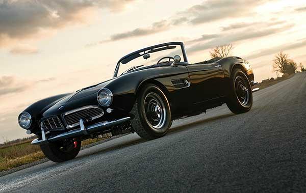 1956-1959 BMW 507