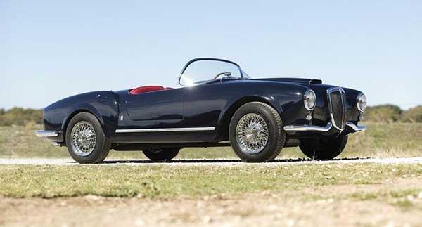 1956 Lancia Aurelia B24S America Spider