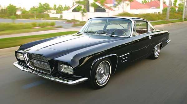 1960-1962 Ghia