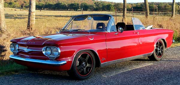 1960-1964 Chevrolet Corvair