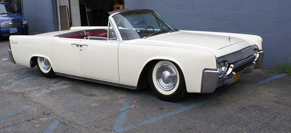 1961-1969 Lincoln Continental