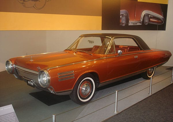 1963 Chrysler Turbine Car