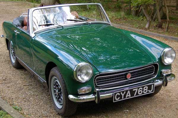 1970 MG Midget