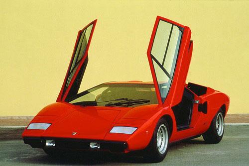 1974-1989 Lamborghini Countach