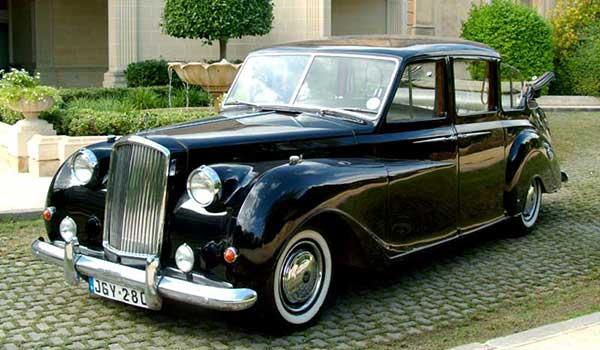 Most Popular Classic Vintage Wedding Cars
