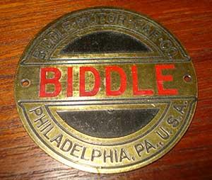 Biddle Motor Company
