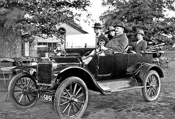 Ford in 1910's