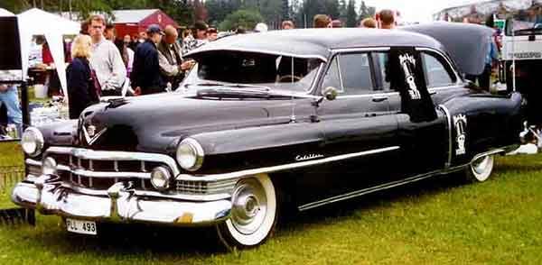 1940s Cadillac