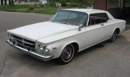 Chyrsler Auto 1950s