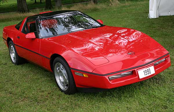 1990s Chevy Corvette