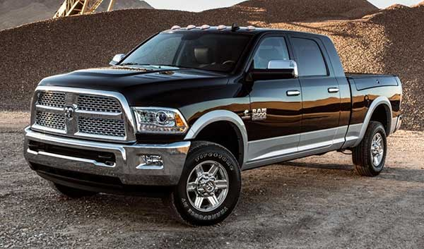 RAM Trucks Today