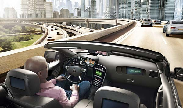 Self Driving Vehicles