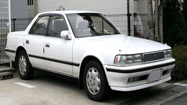 Toyota in 1980s