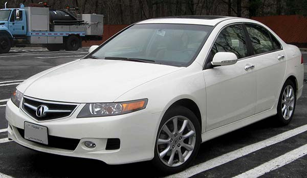 Acura in 2004