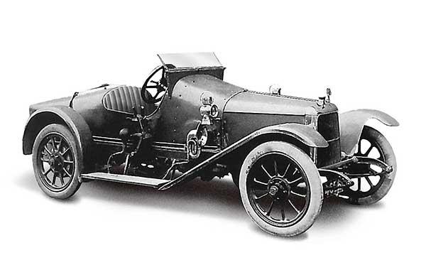 Aston Martin's beginning