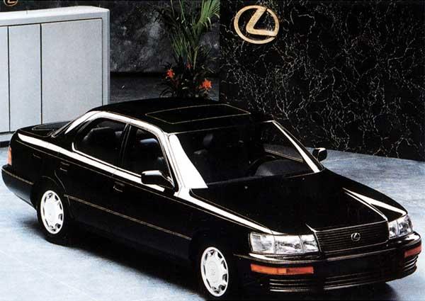 Lexus LS400 1989