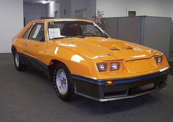 McLaren during the 80s