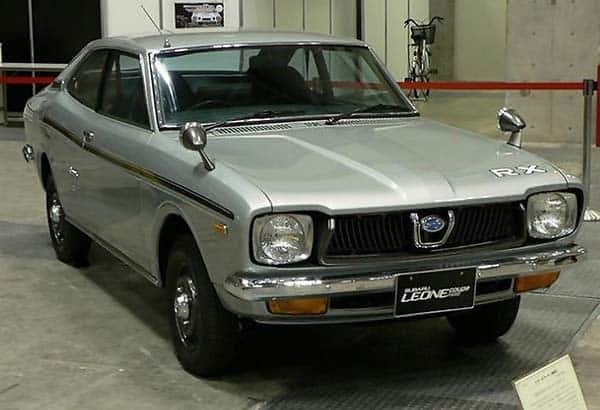 Subaru in 1970s
