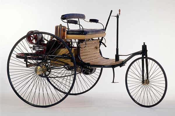The beginning of Mercedes-Benz history