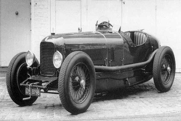 1926 Maserati Tipo 26
