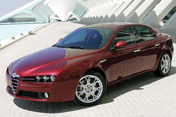 Alfa Romeo by the 80s