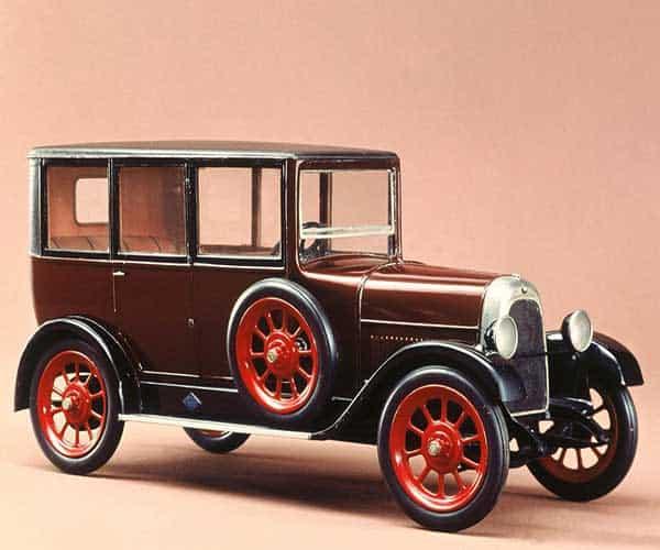 Fiat in 1910