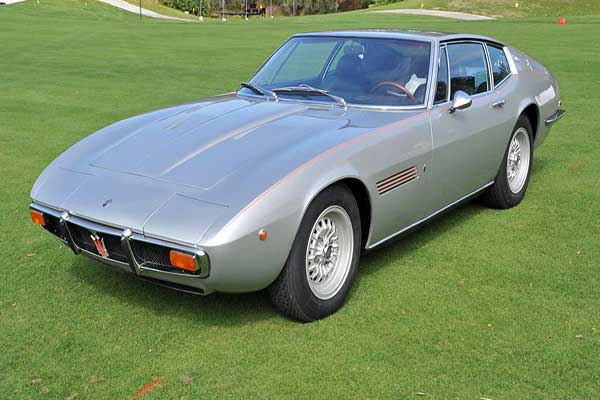 Maserati by 1960s