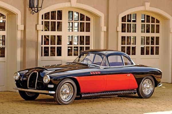 Bugatti in the 40s
