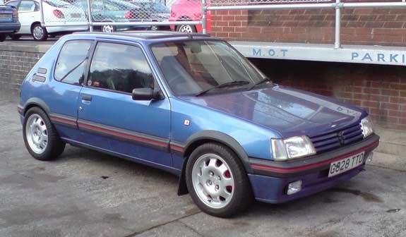 Peugeot in 1980s