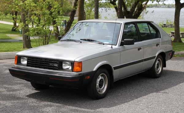 The beginning of the Hyundai history timeline