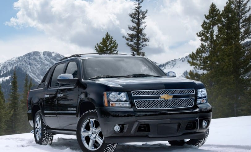 2015 Chevrolet Avalanche Exterior