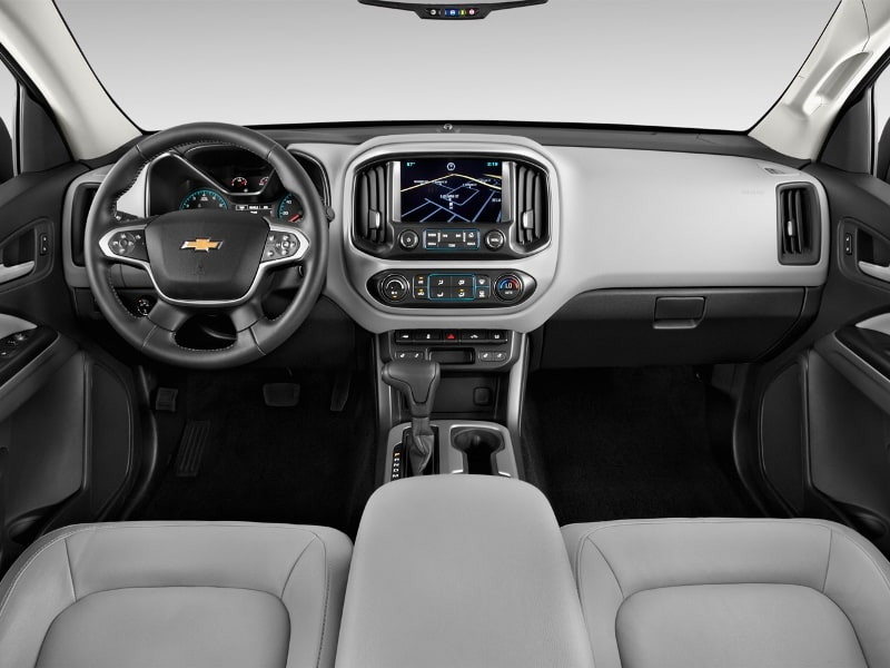 2015 Chevrolet Colorado Features