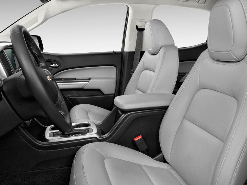2015 Chevrolet Colorado Interior